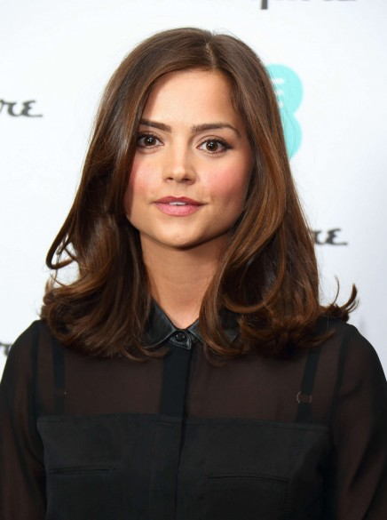 Jenna Louise Coleman Ee Esquire Host Pre Bafta Party