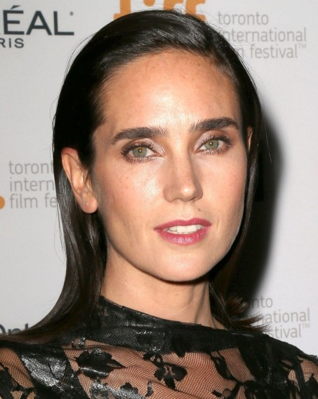 Jennifer Connelly Arriving To Shelter Premiere Tiff Beach