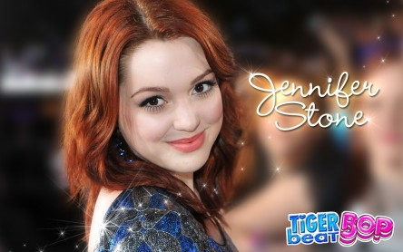 Jennifer Stone Wallpaper