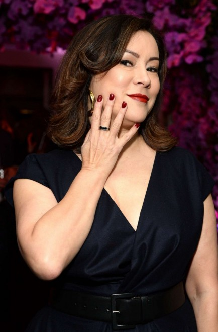 Jennifer Tilly Pre Oscar Bvlgari And Save The Children Stop Think Give Event