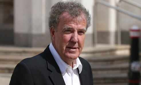 Jeremy Clarkson Suspended For Punching Producer Movies