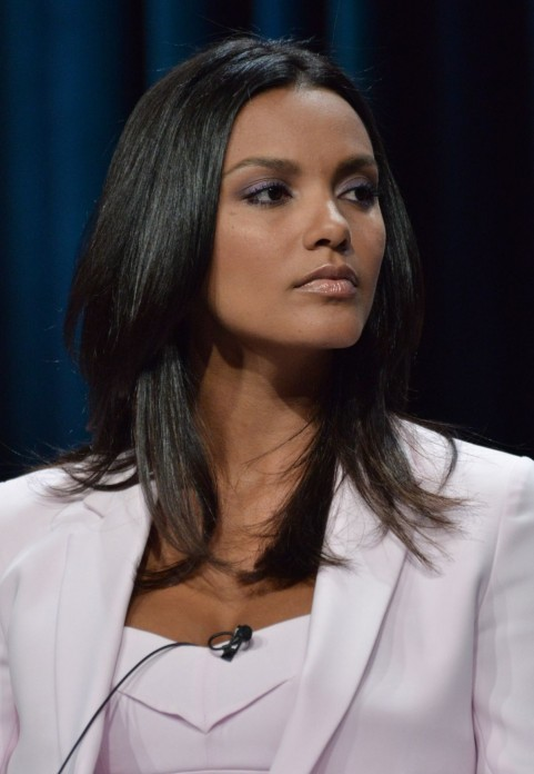 Jessica Lucas Presenting At Fox Summer Tca Tour Beach