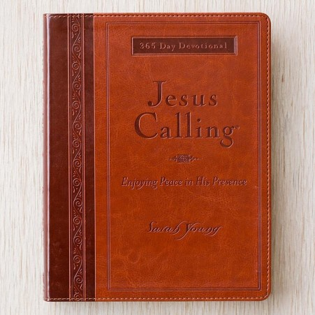 Jesus Calling Shared Image