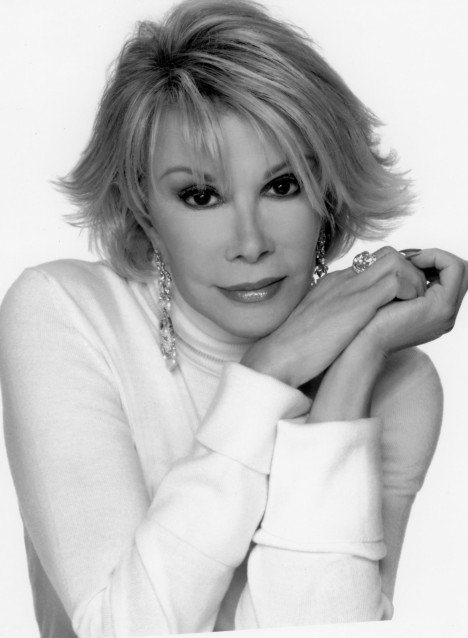 Joan Rivers Rip Hospital