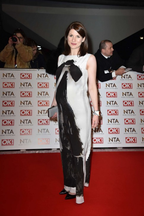 Jodie Whittaker National Television Awards