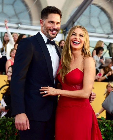 Sofia Vergara Joe Manganiello Zoom