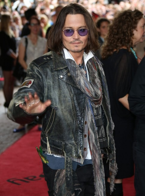 Johhnydepp Fashion