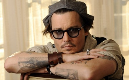 Johnny Depp Tattoos