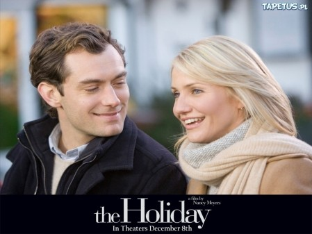Holiday Cameron Diaz Jude Law The Holiday