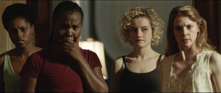 Still Of Ashley Bell Julia Garner Erica Michelle And Sharice Williams In The Last Exorcism Part Ii