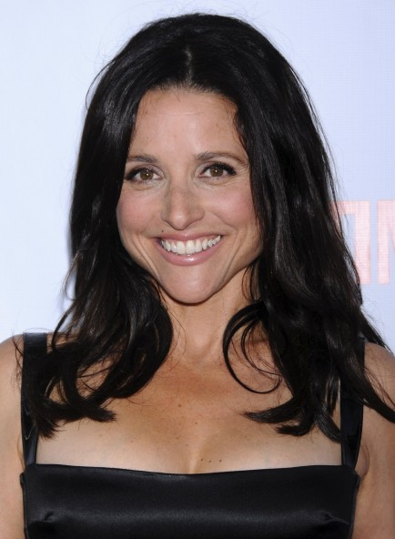 Julia Louis Dreyfus Black