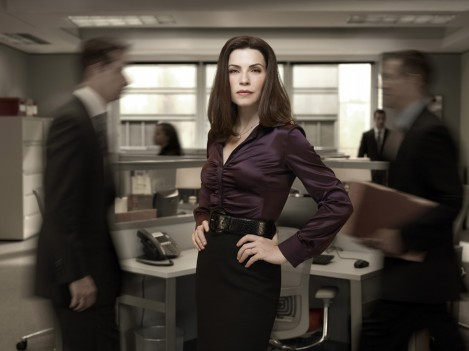 Best Dressed Tv Stars And Shows Alicia Florrick Julianna Margulies The Good Wife Tv