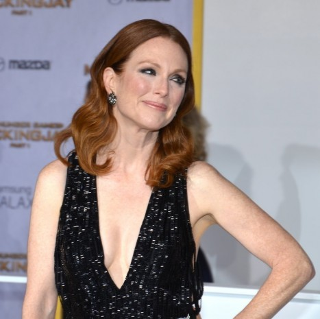 Julianne Moore Julianne Moore Jsh Hunger Games