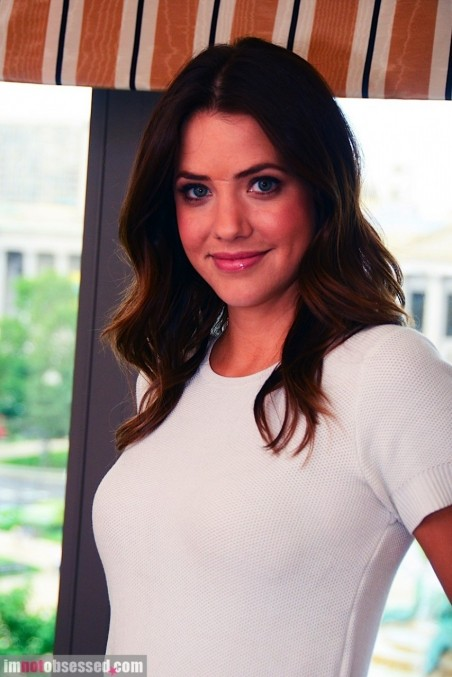 Jordana Brewster And Julie Gonzalo Promote Dallas In Philly
