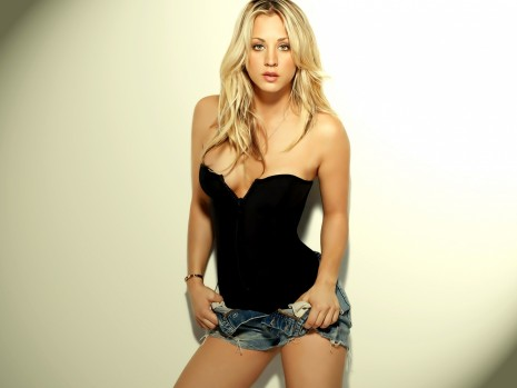 Kaley Cuoco Bikini Wallpaper Hot Sexy