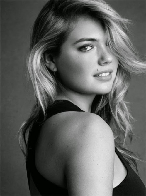 Kate Upton The Edit March