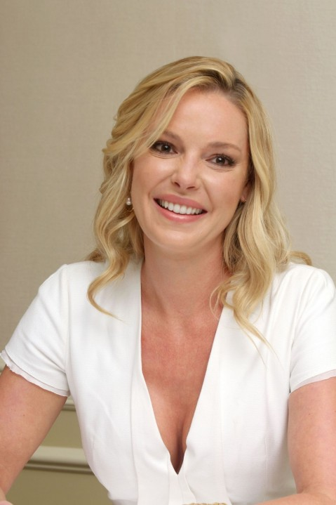 Katherine Heigl Attend The State Of Affairs Press Conference In La