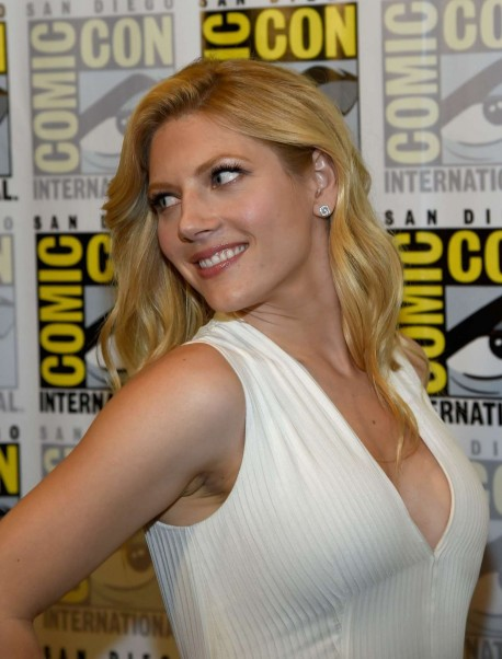 Katheryn Winnick At Comic Con