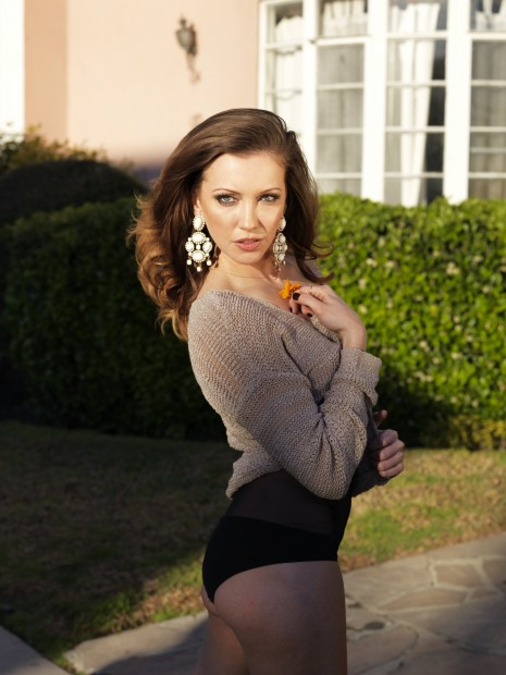 Sharp Magazine Katie Cassidy
