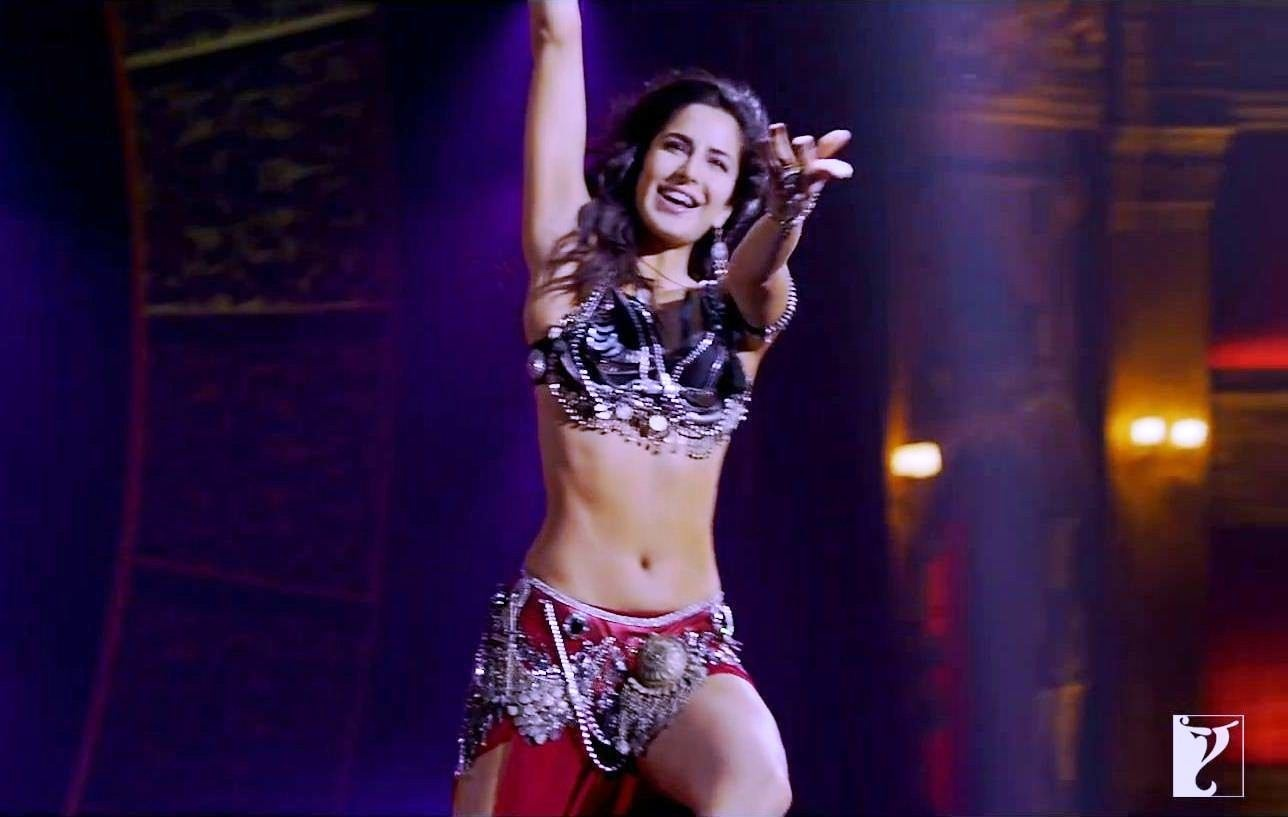 Katrina Kaif In Dhoom Movie Dhoom