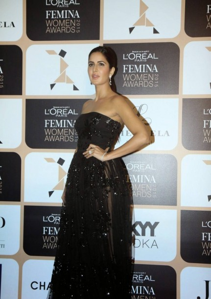 Katrina Kaif Photos At Femina Women Awards