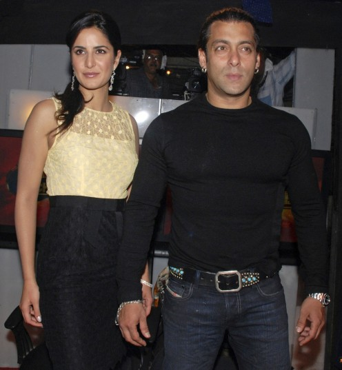 Salman Khan And Katrina Kaif Family