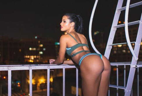 Katya Elise Henry Shared Picture Us
