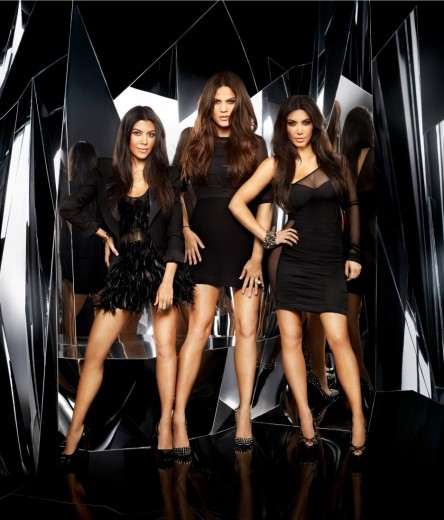 Full Keeping Up With The Kardashians Poster Logo