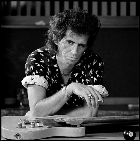 White Keithrichards