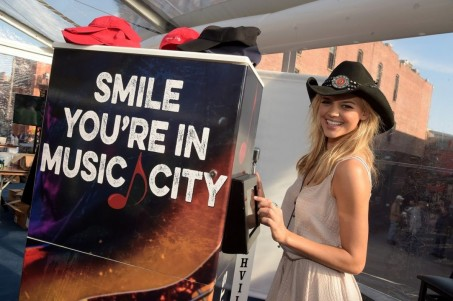 Kelly Rohrbach Attend The Si Swimsuit Swimville Takes Over Nashville