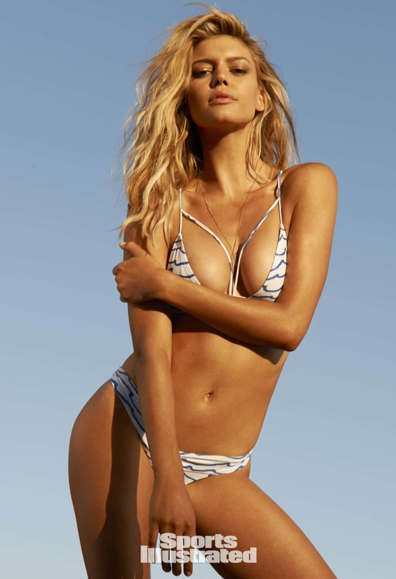 Kelly Rohrbach Si Swimsuit Bikini