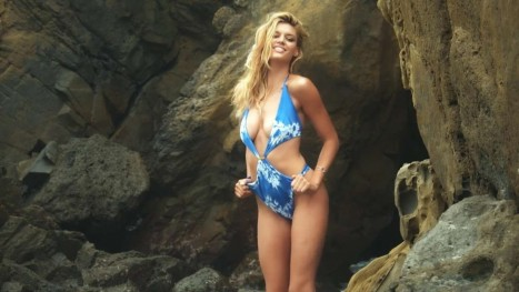 Kelly Rohrbach Sports Illustrated Swimsuit Intimates And Uncovered