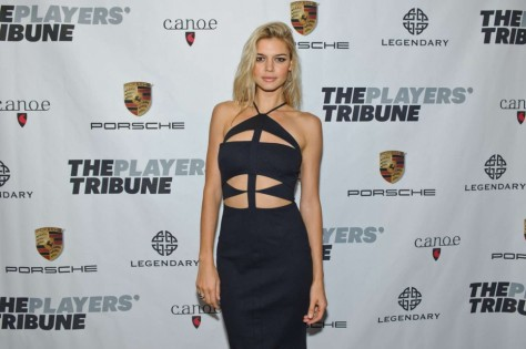 Kelly Rohrbach The Players Tribune Launch Party In Nyc