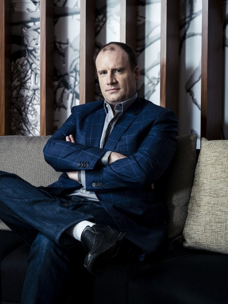 Kevin Feige Marvel Studios Official Photo
