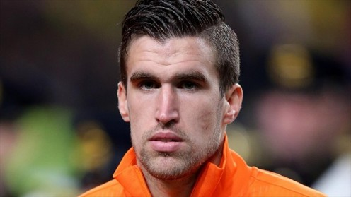Kevin Strootman Shared Photo America