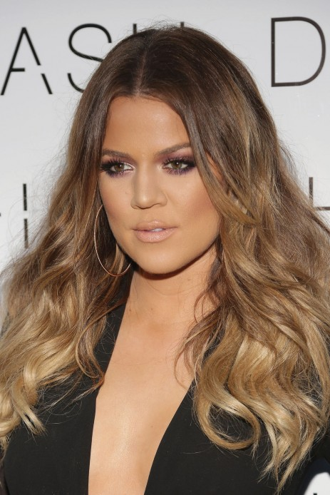 Beauty Trends Hair Color Bronde Blonde Brunette Hair Dye Oe Kardashian Hair
