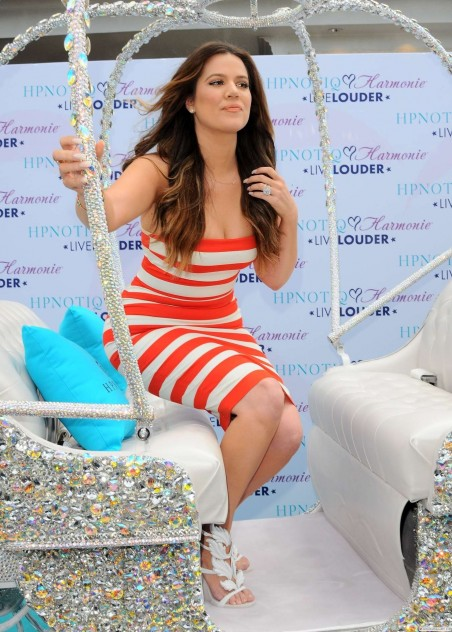 Oe Kardashian At Thehypnotiq Harmonie Glam Louder Event In Beverly Hills Hot