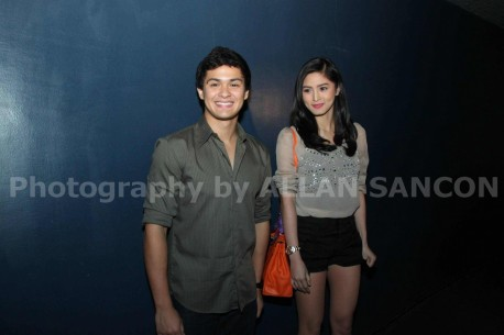 Forever And Day Premiere Matteo Guidicelli And Kim Chiu House
