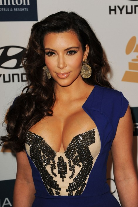 The Hottest Kim Kardashian Pictures