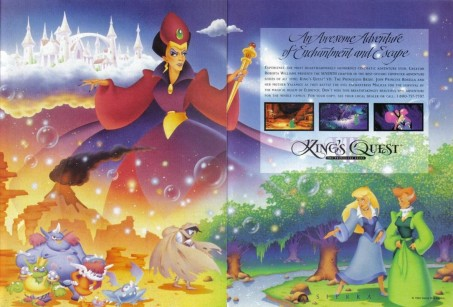 Kings Quest Panoramic