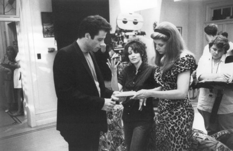 Still Of John Travolta And Kirstie Alley In Look Whos Talking Too Large Picture Movies