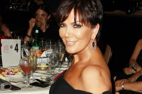 Main Kris Jenner Happy