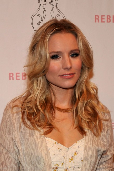 Kristen Bell Rebecca Taylor Hq Pictures