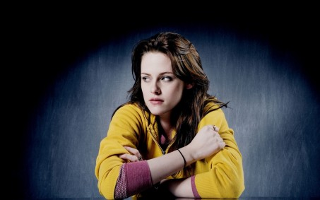 Kristen Stewart Expression Wallpaper