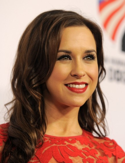 Lacey Chabert Hero Dog Awards In Beverly Hills