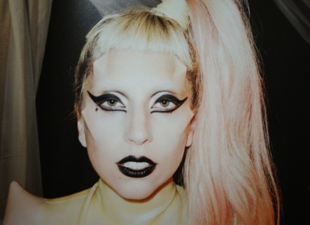 Lady Gaga Terry Richardson Lady Gaga