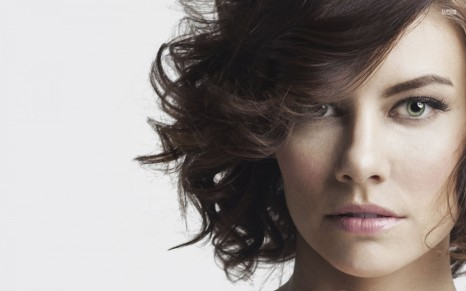 Lauren Cohan Hd Wallpaper