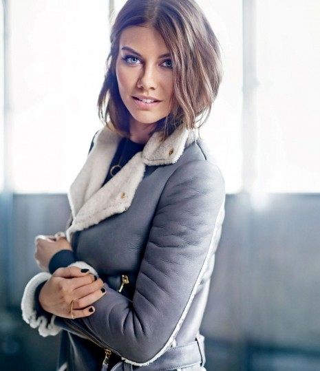Lauren Cohan Women Health Magazine December Issue Tv