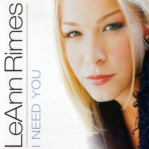 Leann Rimes Need You Cd Single Frontal