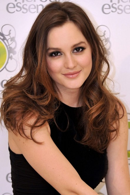 Leighton Meester Has Good Hair